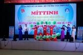Thừa - Thiên Huế: Mít tinh hưởng ứng Tháng hành động quốc gia về Dân số và Ngày Dân số Việt Nam 26/12
