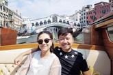 Hành trình 'nắm tay đi khắp thế gian' của vợ chồng Mai Ngọc