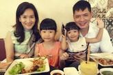 Cuộc sống giản dị của vợ Bình Minh
