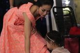 Ốc Thanh Vân hãnh diện vì hành động của con gái