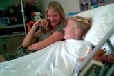 5 tuần sau đám tang của chính mình, cô gái lại trở về khiến cả gia đình hoảng hốt