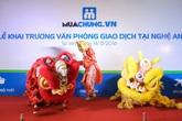 Tưng bừng khai trương cửa hàng Muachung Nghệ An với nhiều mặt hàng giảm cực sốc