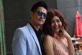"""Lê Khánh đóng phim cùng chồng nhưng lại """"cặp"""" người đàn ông khác"""