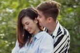 """""""Trò cưng"""" của Hà Hồ thoải mái diễn cảnh tình cảm cùng người đẹp"""