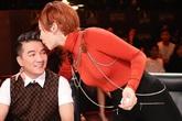 Thu Minh hôn an ủi Mr Đàm vì chuyện nợ nần của mẹ