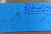 Những bức thư xin quà khiến ông già Noel toát mồ hôi