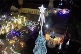 Giáng sinh khắp mọi miền đất nước đẹp mê hồn qua flycam