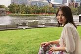 Cuộc sống 'bí ẩn', tách biệt khỏi showbiz của Ngô Quỳnh Anh