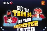 Sưu tập trọn bộ quà tặng Manchester United chính hãng
