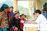 Khám chữa bệnh, phát thuốc miễn phí cho hơn 300 lượt người dân