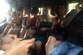 Hàng trăm cảnh sát đột kích quán bar thác loạn bậc nhất Hải Phòng