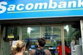 Sacombank trong nỗi lo lợi nhuận tụt dốc
