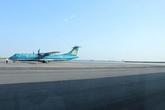 Nhiều chuyến bay từ sân bay Cát Bi phải hoãn do sương