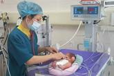 Cứu sống trẻ sơ sinh bị bệnh cuồng nhĩ bẩm sinh