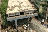 Sập đường kinh hoàng ở Ấn Độ: 14 người chết, 150 người bị kẹt