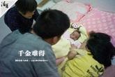 Mẹ tật nguyền bất chấp nguy hiểm sinh con gây xúc động