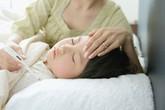 Tháng 6: Đi viện ngay khi sốt cao, đau đầu ngày nóng