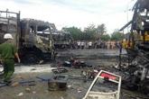 Điện khẩn sau vụ tai nạn xe khách giường nằm khiến 12 người chết