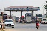 Bỏ trạm thu phí trên cao tốc Cầu Giẽ - Ninh Bình