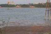 Phát hiện thi thể người đàn ông úp mặt trên sông