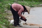 Clip thử lòng bà cụ nhặt rác gây phẫn nộ cộng đồng mạng