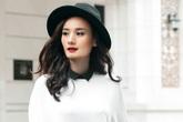 Lê Thúy được tuyển làm người mẫu chuyên nghiệp tại Ý
