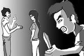 Hà Nội: Chém chết tình nhân của vợ ngay tại nhà mình
