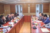 Lãnh đạo Tổng cục DS-KHHGĐ tiếp đoàn Đại học Y tế Công cộng Hàn Quốc