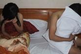 Ẩn tình vụ bắt quả tang vợ tằng tịu trong phòng ngủ