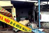 Xe tải lao vào quán phở ở Sài Gòn, 2 phụ nữ thoát chết