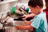 5 cách dạy con kiếm tiền từ bé