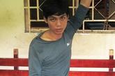 Gã trai đâm công an bị bắt sau gần 3 tháng bỏ trốn