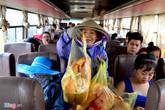 Những người không nghỉ lễ ở Sài Gòn