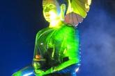Hàng vạn người đổ về chùa Hồng Phúc chiêm bái Tượng Phật Ngọc