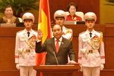 Tân Thủ tướng nói gì sau khi tuyên thệ nhậm chức?