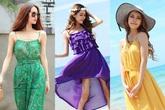 10 mẫu váy mặc đi biển 2016 đẹp đủ thuyết phục người kỹ tính