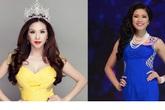 Hoa hậu Thu Hoài nói gì về mối quan hệ với thí sinh Nguyễn Thị Thành?