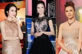 Thanh Mai nổi bật nhất tuần nhờ 4 bộ váy yêu kiều