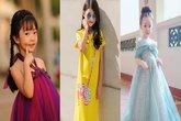 Các tiểu công chúa của sao Việt được dự đoán sẽ trở thành mỹ nhân giống mẹ