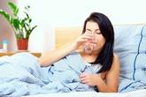Uống bao nhiêu nước trước khi đi ngủ để tốt cho cơ thể