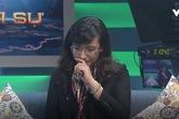 """Từ nỗi nghẹn ngào của BTV Vân Anh đến """"đặc sản"""" áp lực nghề truyền hình"""