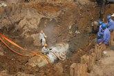 """Đề nghị truy tố nhiều """"sếp"""" liên quan đến vỡ đường ống nước sông Đà"""