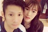 Xúc động tình yêu đẹp như ngôn tình của cặp đôi cầu lông Việt
