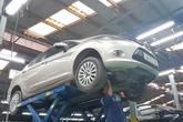 Ford Quảng Ninh bị tố sửa xe sai quy trình làm hỏng xe khách