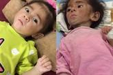 Bé 14 tháng nặng 3,5kg giờ xinh như thiên thần: Xúc động tâm sự của mẹ nuôi 9x