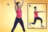 4 động tác cho đôi chân thon gọn