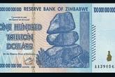 Đồng 100.000 tỷ đôla vô giá trị nhất thế giới