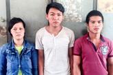 Nhóm nghi phạm bị bắt sau vụ hiếp dâm bé gái 13 tuổi