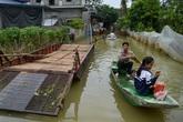 Hà Nội: Người dân thiếu nước sạch  sau sự cố vỡ đê Bùi 2