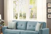 9 mẫu sofa thanh lịch, êm ái, dễ ứng dụng